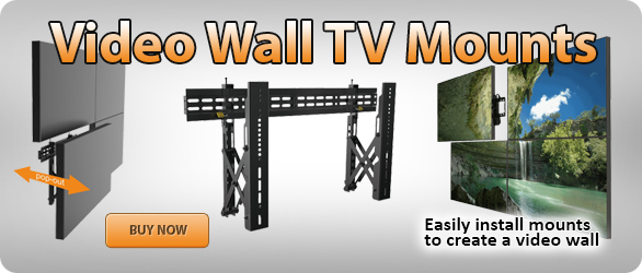 Video Wall TV Mounts